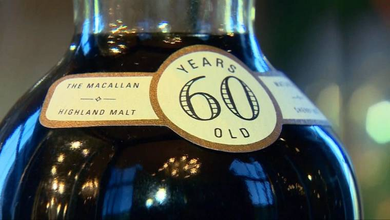 Image result for The Macallan Valerio Adami 1926 60-year-old