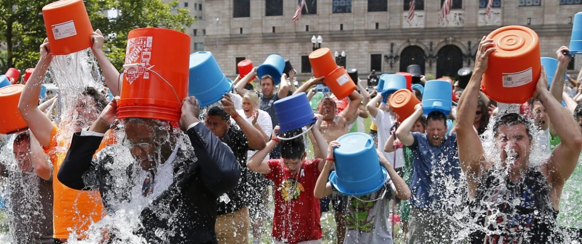 Image result for ice bucket challenge