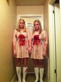 Shining Twins Halloween Costume - The Halloween