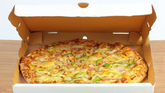 Chemicals In Pizza Boxes May Be Health Risk Scientists