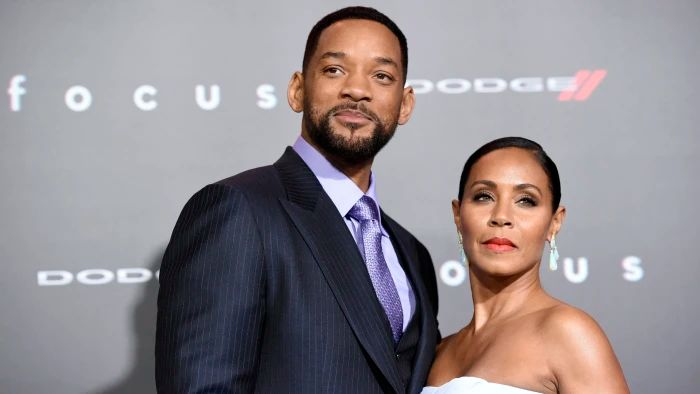 Image: Will Smith, Jada Pinkett Smith