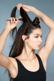 perfect holiday hairstyles grecian