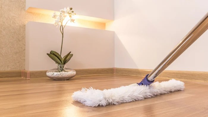 How to clean hardwood floors 101  TODAYcom