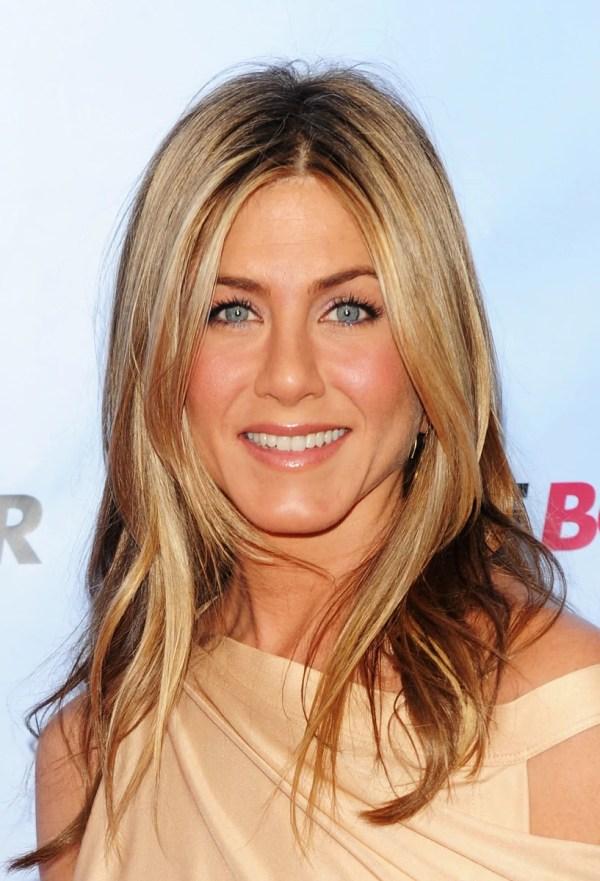 Jennifer Aniston Hair Color