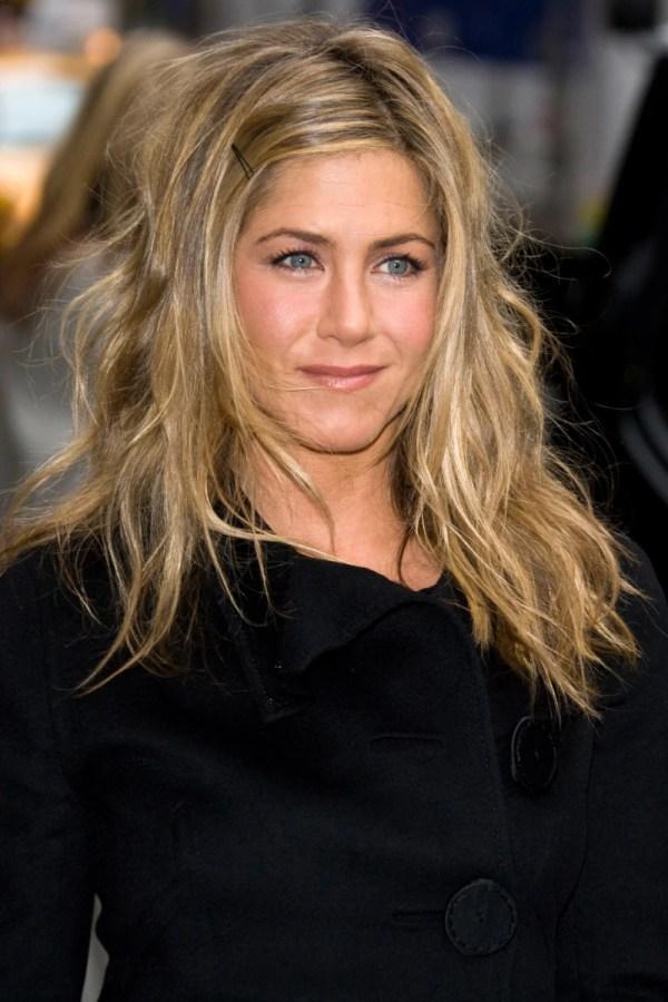 Jennifer Aniston' & Hair Evolution