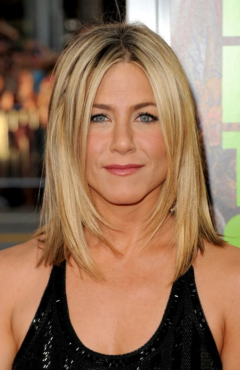 Jennifer Aniston's Hairstyles & Hair Evolution TODAY Com