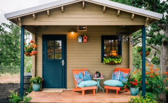 These Tiny Houses Can Make A Big Difference For Austin S