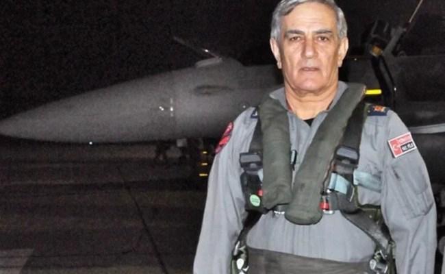 Turkey Coup Ex Air Force Commander Akin Ozturk