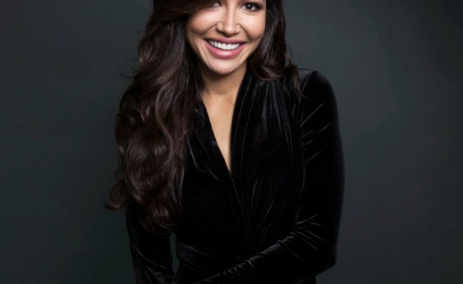 Actress Naya Rivera Talks About Co Star Cory Monteith S