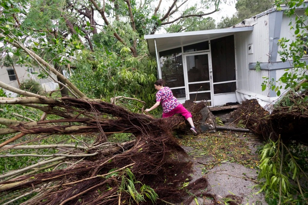 Image result for Images of Hurricane Matthew in Florida