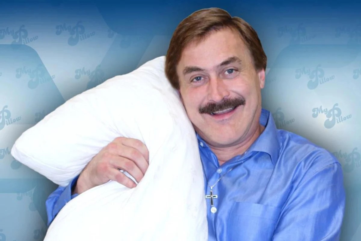 Full of Fluff MyPillow Ordered to Pay 1M for Bogus Ads