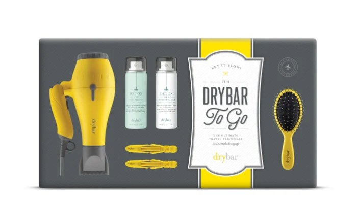 Drybar to go kit