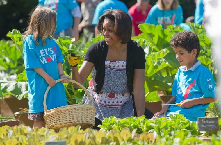 President Obama Childhood Obesity