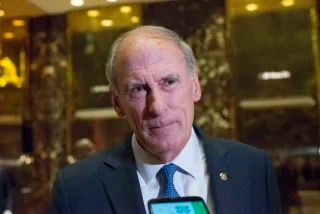 Image: Trump to name Dan Coats as Director of national intelligence