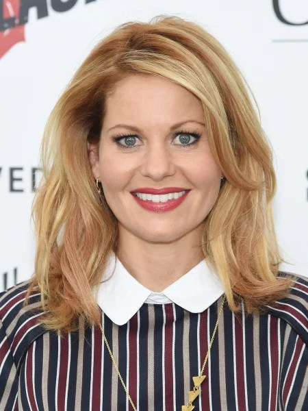 Candace Cameron Bure's Hair Is Now Red! See Her New Look TODAY Com