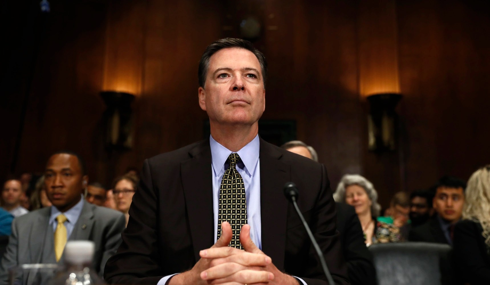 Comey to Testify Publicly After Memorial Day