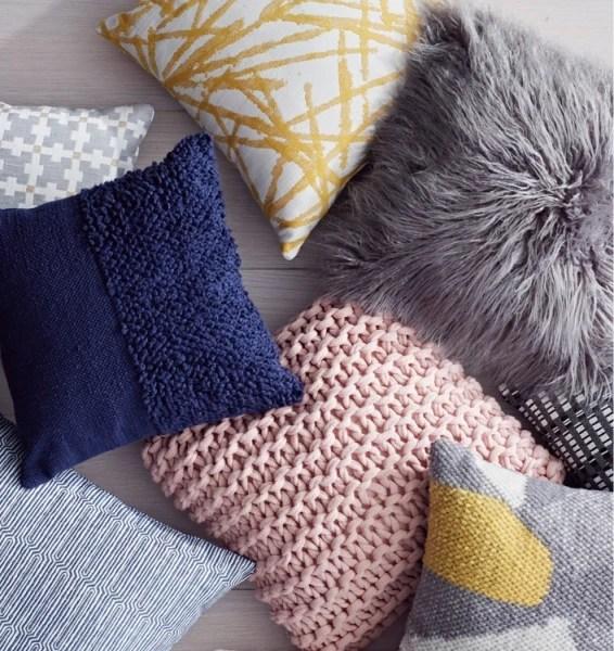 Project 62 Target throw pillows