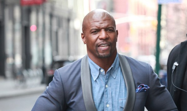 Actor Terry Crews Reveals Experience Victim Of