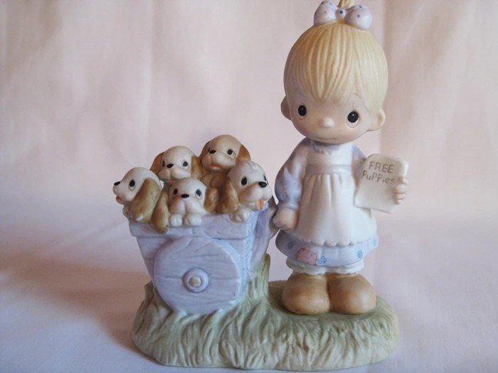 12 Precious Old Moment Dolls