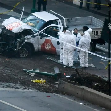 Image: NYC Truck Attack