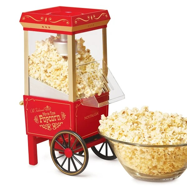 cheap hot air popcorn maker