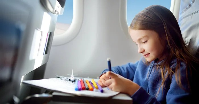 These toys will keep your kids entertained while flying