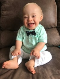 2018 Gerber baby is first Gerber baby with Down syndrome ...