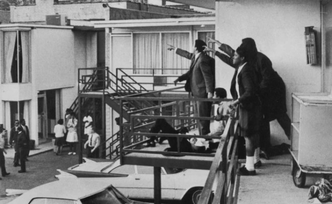 Witness At Memphis Motel Where Martin Luther King Was Shot Recounts Shock For First Time