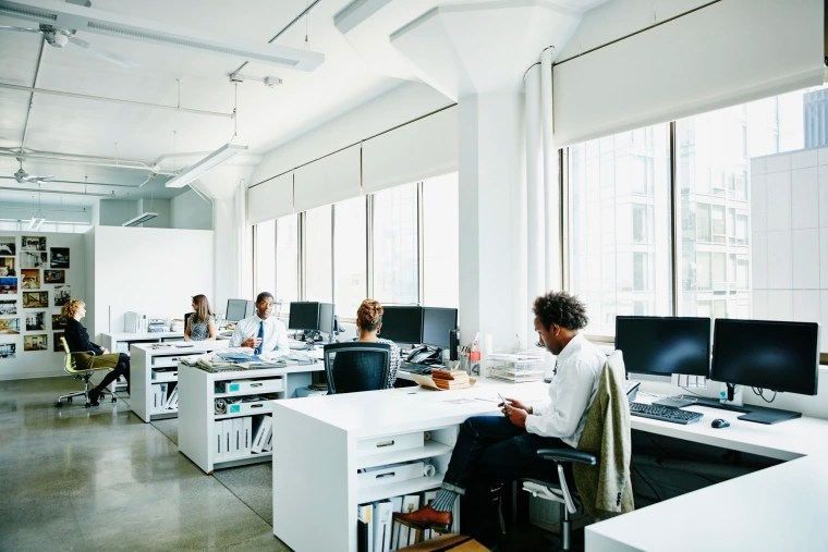 Is an open office plan hindering your productivity? Here's ...