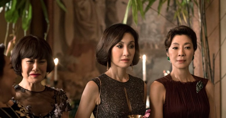 The moms of 'Crazy Rich Asians' discuss the diversity of motherhood