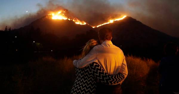 'Climate grief': The growing emotional toll of climate change