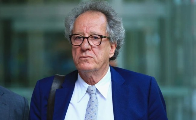 Geoffrey Rush Accused Of Misconduct By Orange Is The New