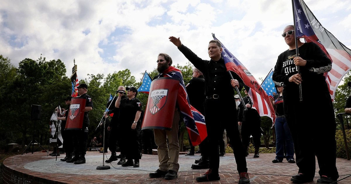 White Supremacy is the root of all race-related violence in the US, 4/10/21
