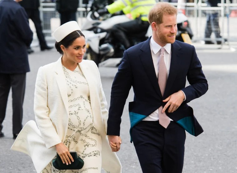 Image Meghan Markle Duchess Of Sussex And Prince Harry Duke Of Sussex