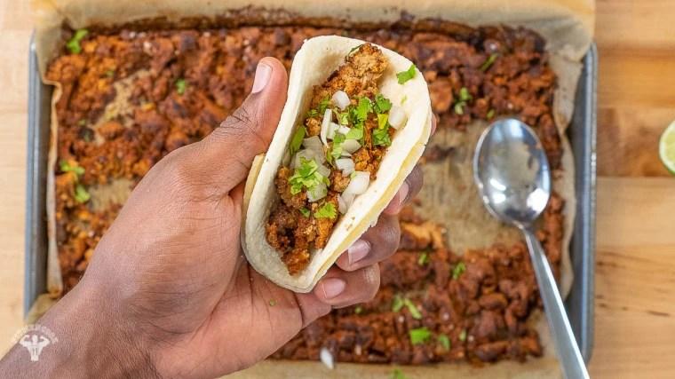 Best Low Carb Vegan Street Tacos