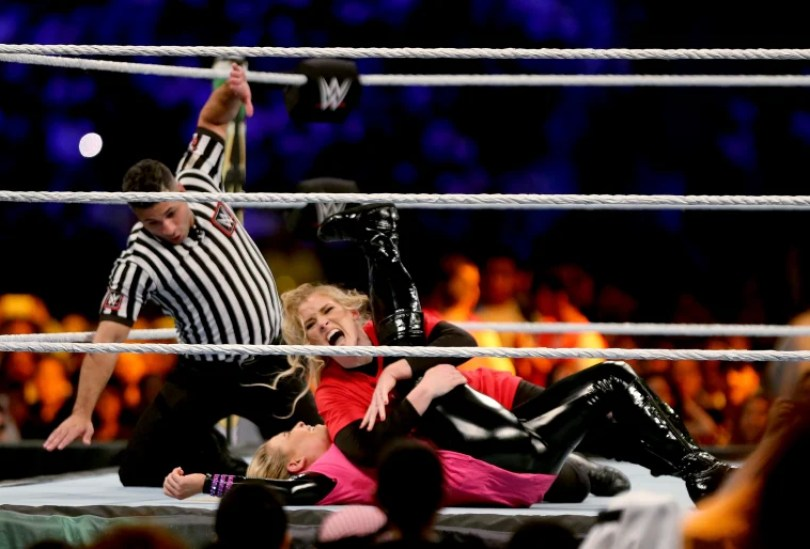 Image result for women wwe in saudi