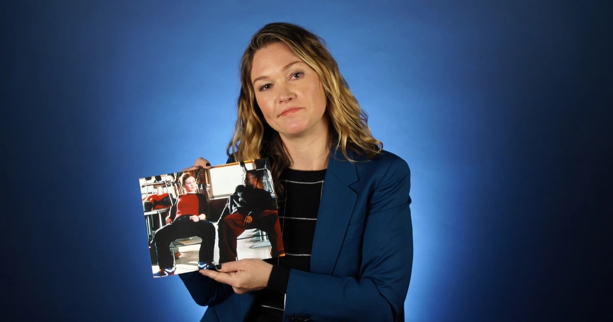 Julia Stiles Looks Back On Past Red Carpet Fashions What