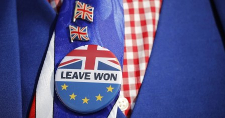 Britain is leaving the E.U. but Brexit is far from 'done'