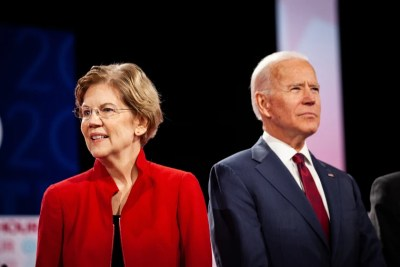 Candidates Attend Sixth 2020 Democratic Presidential Debate