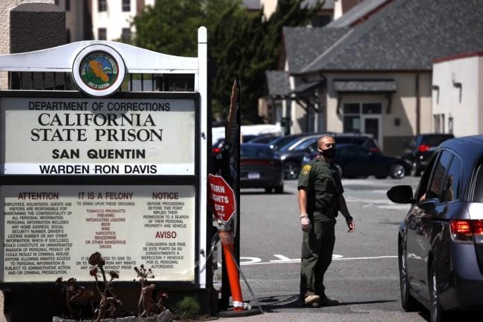 california inmates