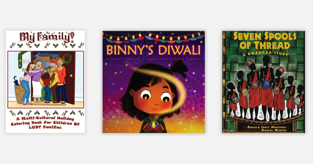 Holiday shopping: Best inclusive children's books