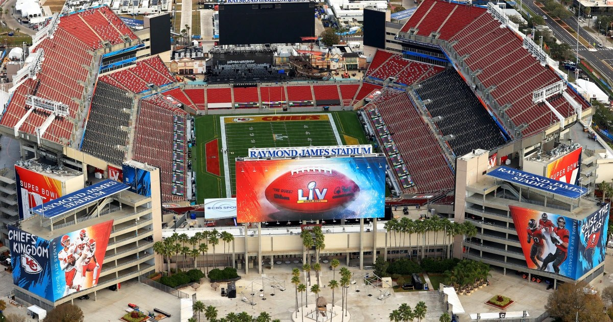 Super Bowl, Sports Fans To Watch Pandemic Style Across Southern California 2/6/21