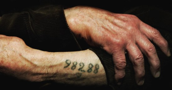 Holocaust survivors launch new campaign to show how 'it all started with words'