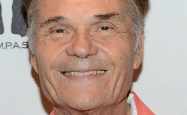 Fred Willard Arrested For Alleged Lewd Act At Adult Theater
