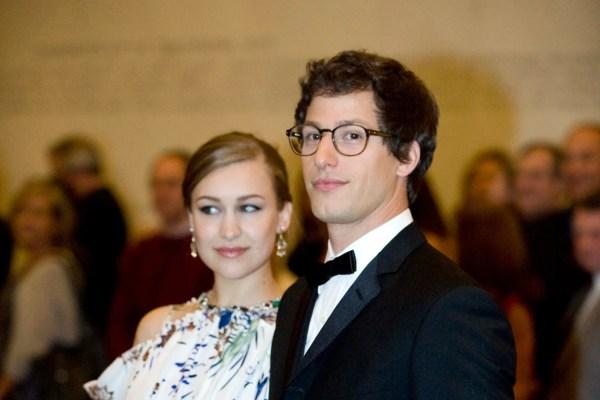 Andy Samberg Marries Joanna - Nbc