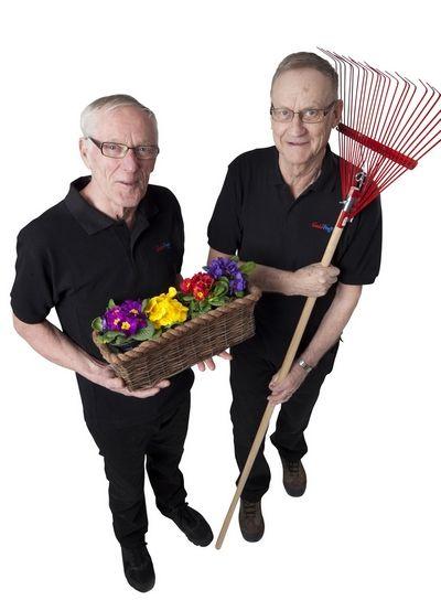 Vill du arbeta med trädgård?