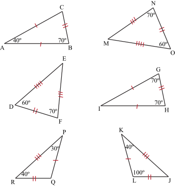 Congruence and Congruence Transformations Exercises