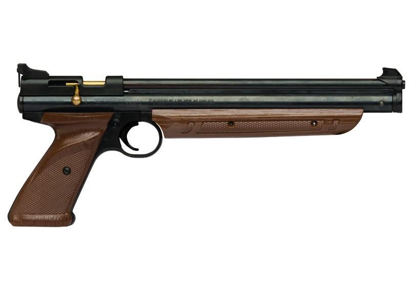Pistolet Crosman 1377 American Classic BRUN 4.5mm - Shop57