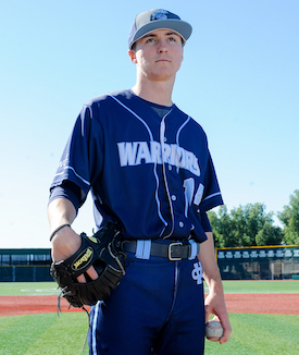 All-NorCal Baseball Pitcher Patrick Wicklander Of Valley Christian