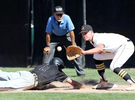 Max Nyrop, Alameda Baseball